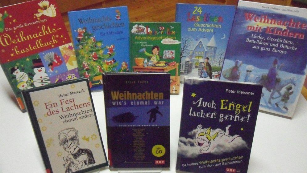 weihnachtsgeschichten zum vorlesen